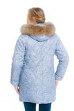 Куртка 05199 голубой