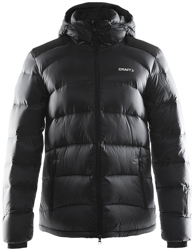 f9e71aa98777c Куртка пуховая Craft Down мужская 1902992-9999 - ИМ SkiRunner.ru