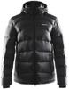 Куртка пуховая Craft Down black 2016 мужская