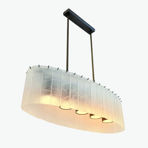 replica light  PORTOBELLO CHANDELIER by BELLA FIGURA