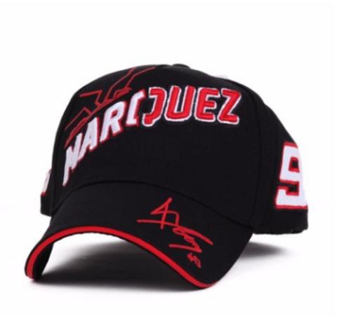 Бейсболка Marcus (Кепка черный Маркус)