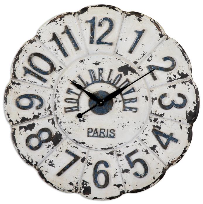 Часы настенные Часы настенные Uttermost 06651 De Louvre chasy-nastennye-uttermost-06651-ssha.jpg