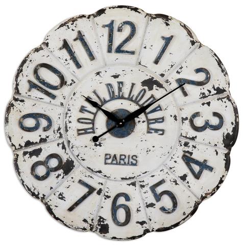 Часы настенные Uttermost 06651 De Louvre