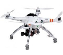 Радиоуправляемый квадрокоптер Walkera QR X350 Pro FPV 3 (Devo F12E, G-2D подвес, iLook+ камера)