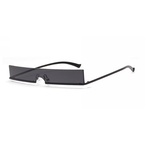 Солнцезащитные очки 1174001s Черный - фото
