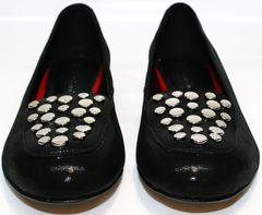 Туфли на низком ходу Kluchini 5212 k 364 Black.