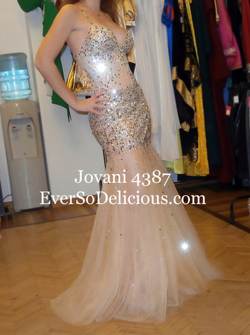 Jovani 4387