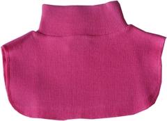 Манишка ManyMonths, Розовый (шерсть мериноса 100%)
