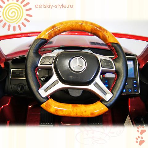 "A999AA ""Mercedes Benz GL63 4x4"" (Лицензия)"