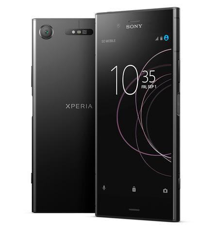 Cмартфон Sony Xperia XZ1, цвет чёрный