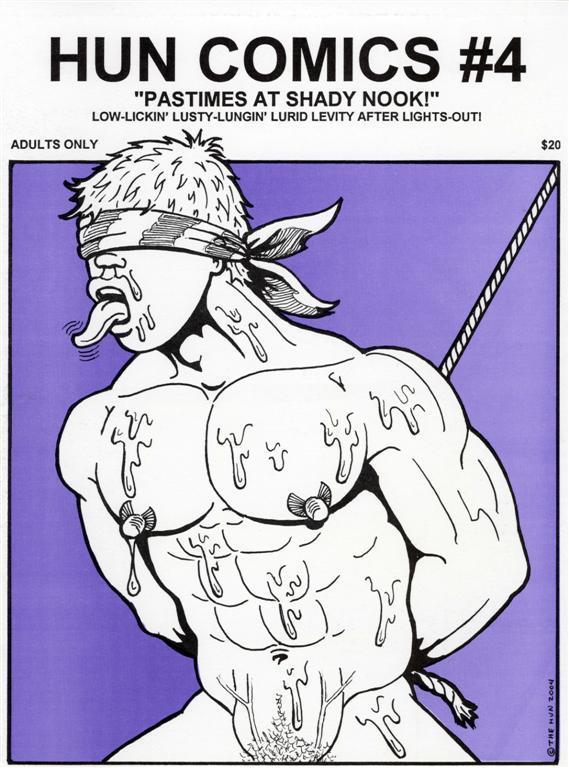 Hun comics #4