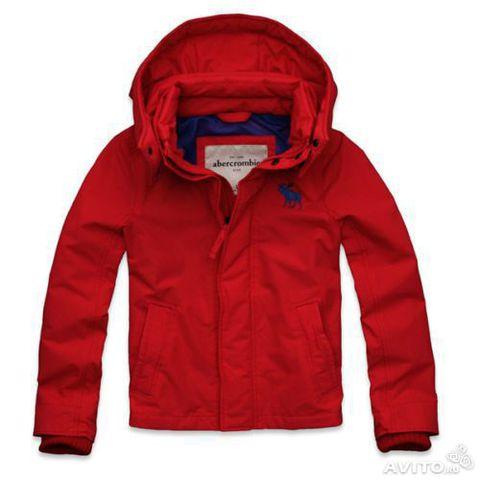 Куртка (ветровка) Abercrombie kids
