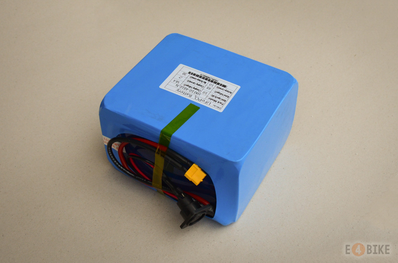 Аккумуляторная батарея LiFePO4 48 В 10 Ач