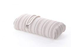 Подушка для гамака из льна полоска RGP12