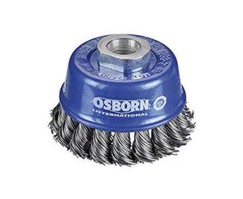 Чашечная щетка OSBORN 65 мм (0,50 мм)
