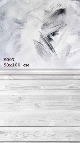 Фотофон виниловый «Зима» №007
