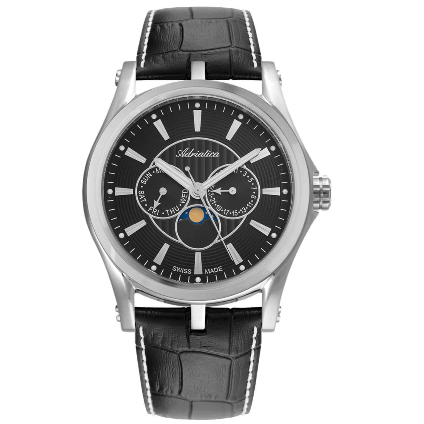 c82df85c Купить Мужские швейцарские часы Adriatica A1094.5216QF по доступной цене ...