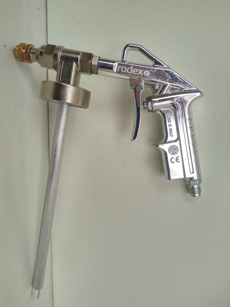 RADEX AGR Пистолет для нанесения антигравийных покрытий с регулируемым соплом