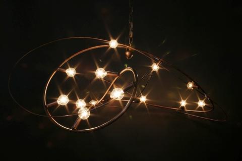 Chandelier BODNER chandeliers 01-20