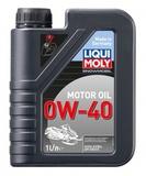 Liqui Moly Snowmobil Motoroil 0W-40 — Синтетическое моторное масло для снегоходов