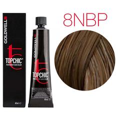 Goldwell Topchic 8NBP (натуральный светло-бежевый перламутровый) - Cтойкая крем краска