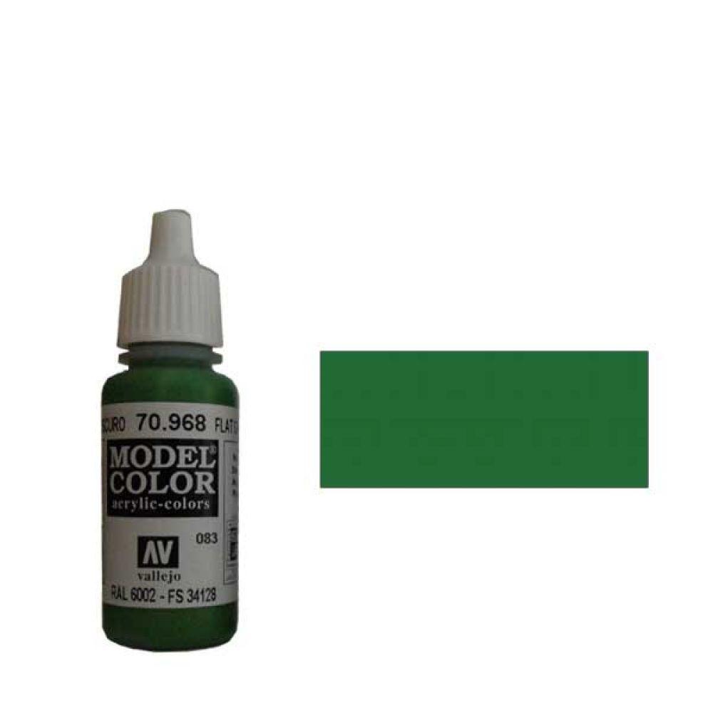 Model Color 083. Краска Model Color Зеленый темн. 968 (Flat Green) укрывистый, 17мл import_files_8c_8c3030f3fe2611df95d5001fd01e5b16_4b595b4031e911e4a87b002643f9dbb0.jpg