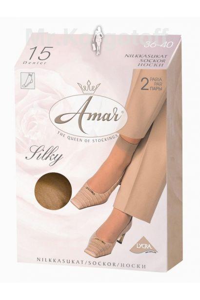 Носки Amar Anclesock 15