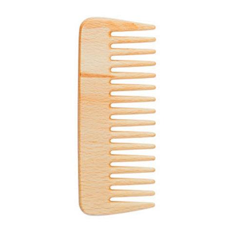 Деревянная расческа для кудрявых волос Förster's