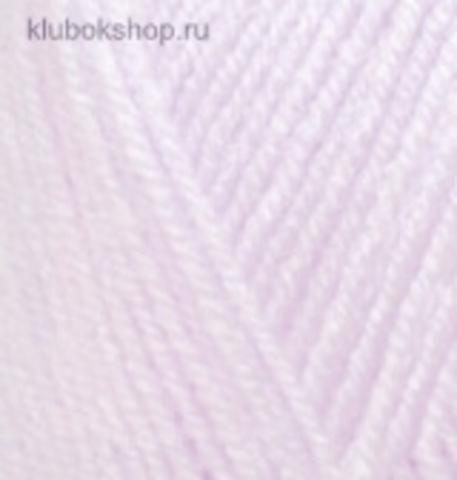Alize Sekerim BEBE 185 Светло-розовый - фото