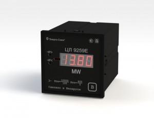 ЦЛ 9259 Преобразователи измерительные цифровые активной мощности трехфазного тока
