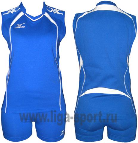 Форма волейбольная женская MIZUNO Double Knit ZW59HV970/ Z59RW963(22)