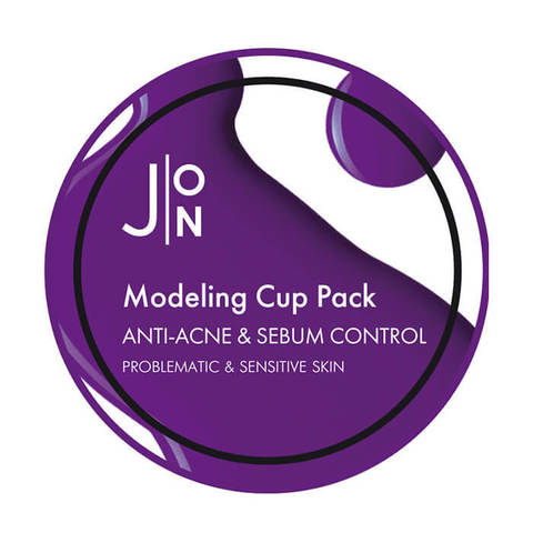 J:ON Anti-Acne & Sebum Control Modeling Pack
