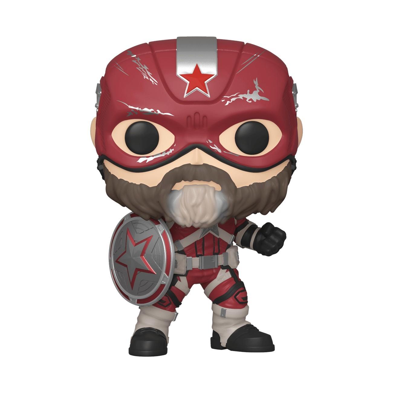 Фигурка Funko POP! Bobble: Marvel: Black Widow: Red Guardian 46686