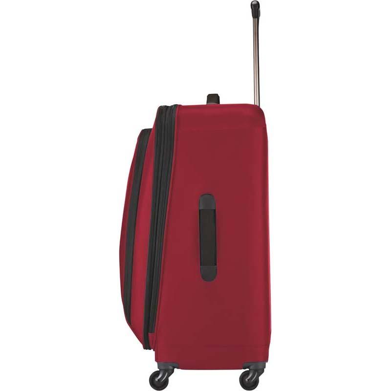 Чемодан Victorinox Hybri-Lite 24, красный, 46x25x61 см, 75 л