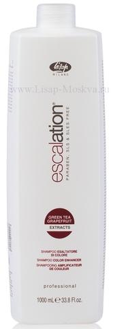Шампунь для окрашенных волос с ICC Complex и маслом макадамии – «Escalation Color Enhancer Shampoo» 1000 мл