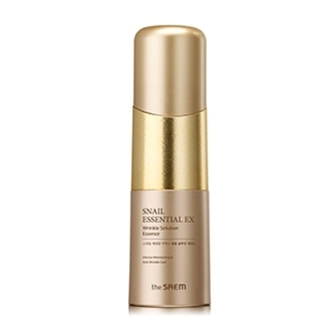 THE SAEM Snail Essential Эссенция антивозрастная Snail Essential EX Wrinkle Solution Essence 50мл