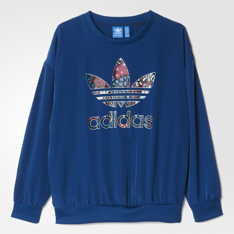 Свитшот женский adidas ORIGINALS TREFOIL SWEATSHIRT
