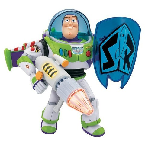 Toy Story Collection Figure - Power Blaster Buzz