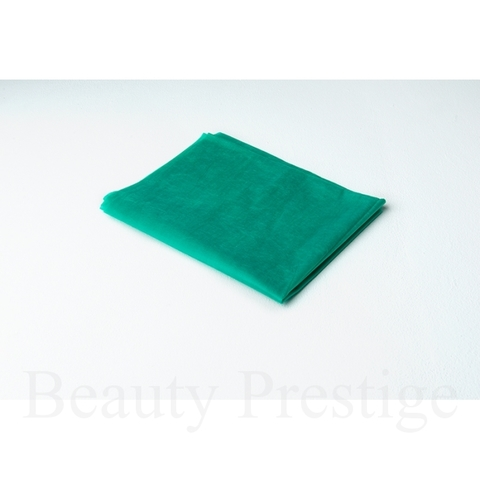 Простыня одноразовая (1уп - 20шт) зеленая