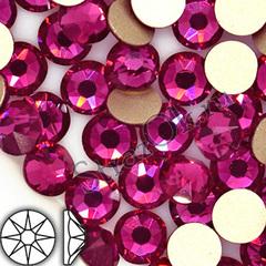 Купить ярко-розовые Fuchsia стразы Xirius оптом