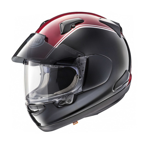 Шлем-интеграл Arai QV-PRO Honda Goldwind Red/Black