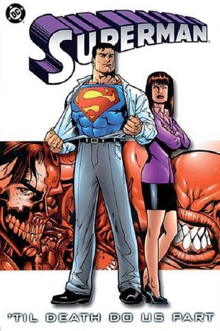 Superman: Til Death Do Us Part TPB