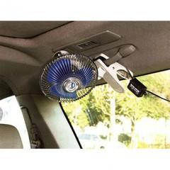 Вентилятор в салон автомобиля Meltec CF-101