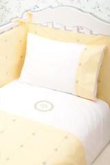 Детское постельное белье в кроватку Luxberry Незабудки