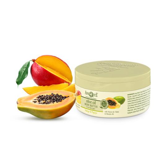 Крем-масло для тела с манго и папайей Aphrodite 200мл