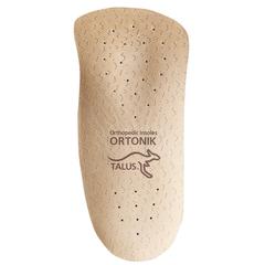 Мягкие ортопедические полустельки для модельной обуви Стиль