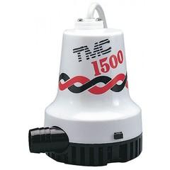 Насос осушительный 1500 GPH, 24 В
