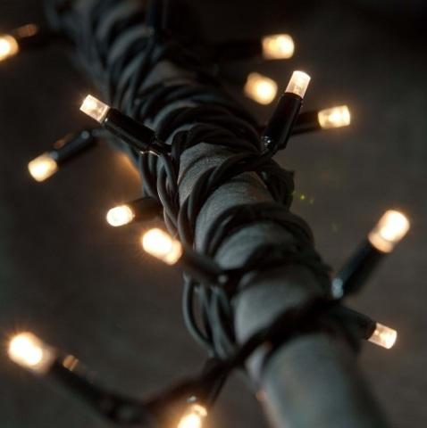 Уличная нить гирлянда светодиодная LED купить гирлянду нить