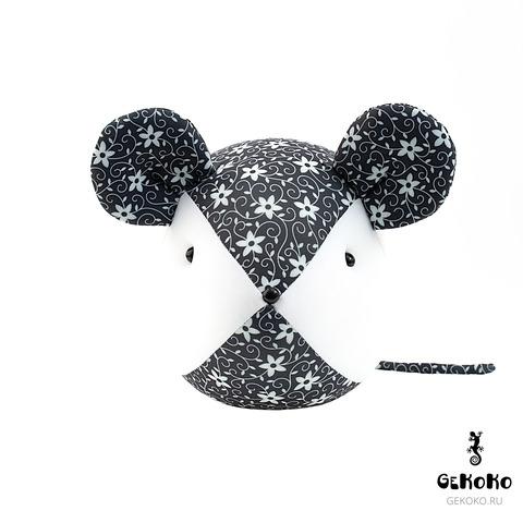 Подушка-игрушка антистресс «Мышь в доме тишь» 2