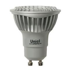 Лампа светодиодная (07250) GU10 5W 3000K JCDR LED-JCDR-5W/WW/GU10/FR